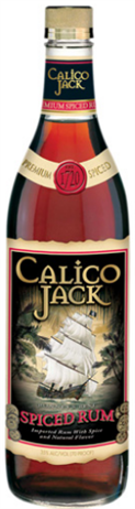 Calico Jack Rum Spiced
